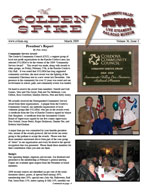 March 2009 news letter