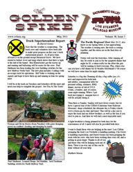May 2011 news letter