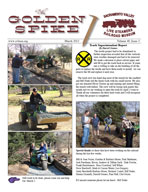 March 2013 news letter